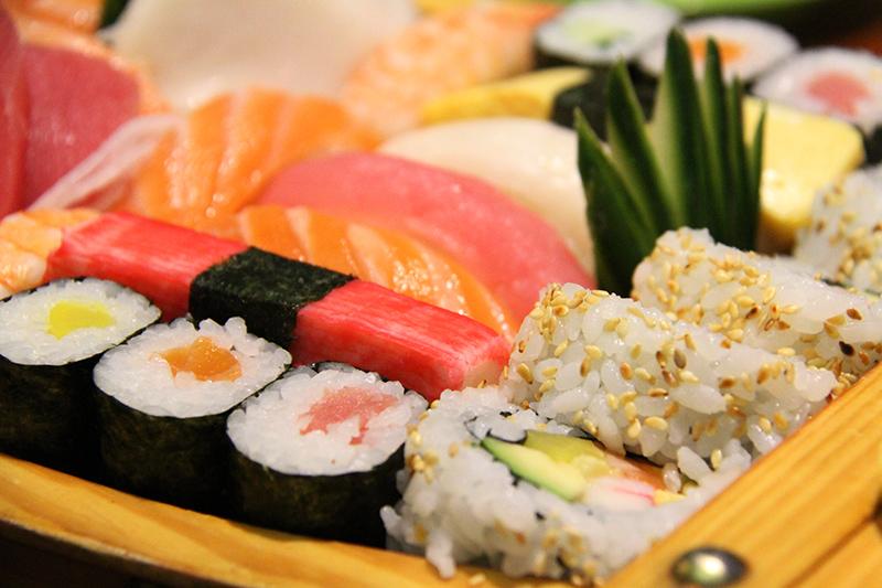 Sushi - Mandarin Schiff