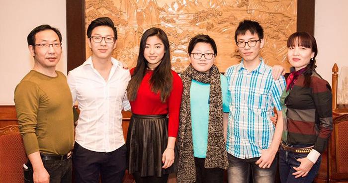 Familie Wang